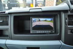Ford Transit Tipper 2014 reveres camera and TV 008