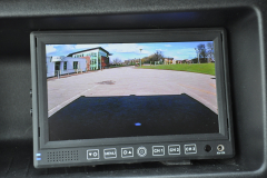 Ford Transit Tipper 2014 reveres camera and TV 009