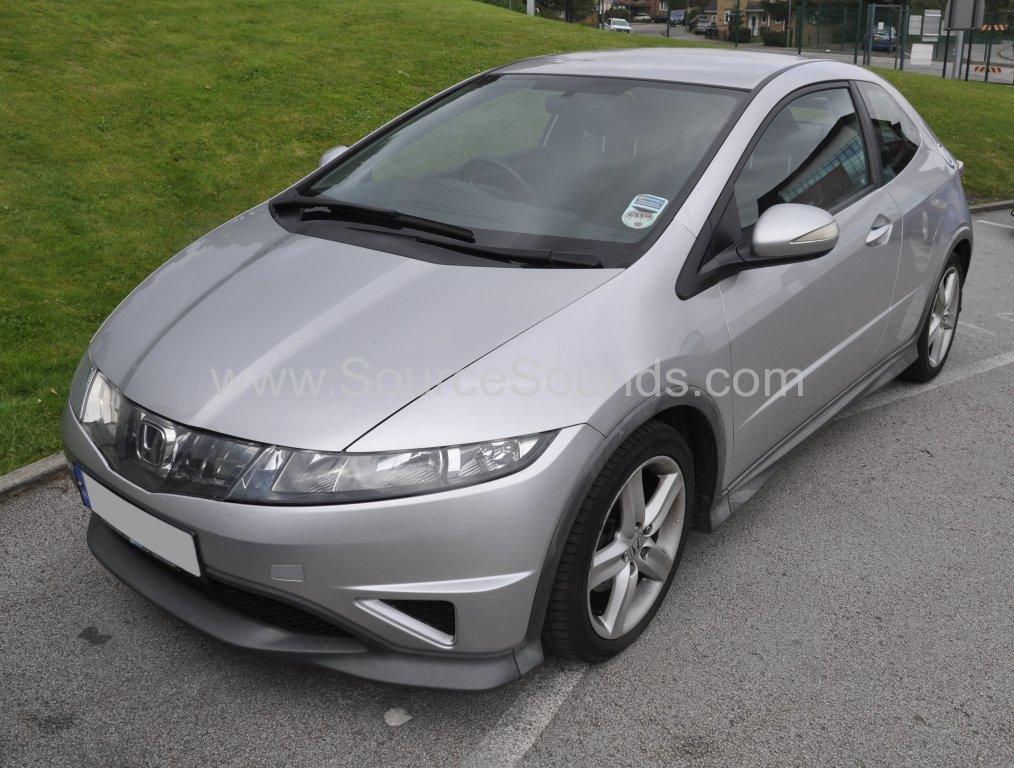 Honda Civic 2007 bluetooth upgrade 001