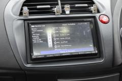 Honda Civic 2009 navigation upgrade 004