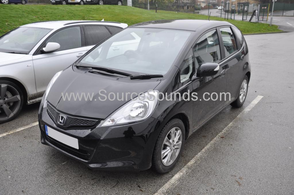 Honda Jazz 2012 bluetooth upgrade 001