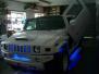 Hummer H2 White
