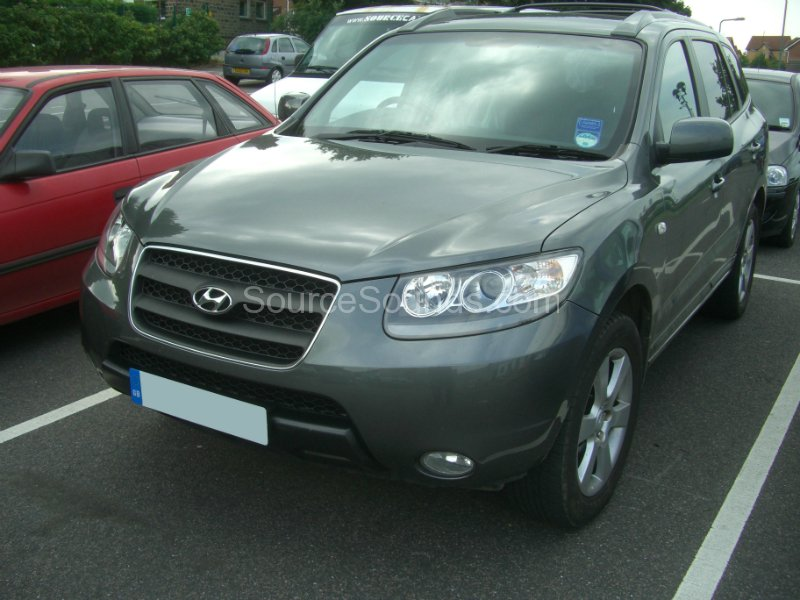 Hyundai Santa Fe 2006 Screens 001