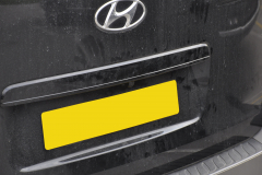Hyundai i800 2011 reverse camera upgrade 006