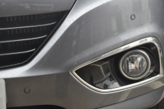 Hyundai ix35 2015 front parking sensors 002