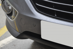 Hyundai ix35 2015 front parking sensors 004
