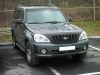 Hyundai Terracan navigation upgrade 001