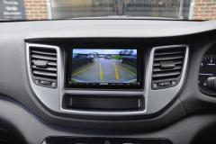 Hyundai Tucson 2015 reverse camera 007