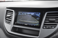Hyundai Tucson 2015 reverse camera 008