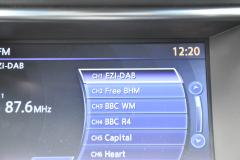 Infiniti QX70s 2016 eziDAB upgrade 004
