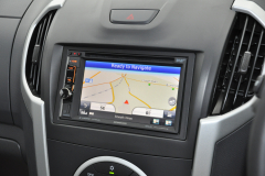 Isuzu DMax 2014 navigation upgrade 005