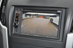 Isuzu DMax 2014 reverse camera upgrade 009