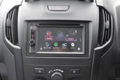 Iauzu D Max 2017 navigation upgrade 003