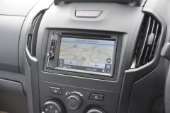 Iauzu D Max 2017 navigation upgrade 005
