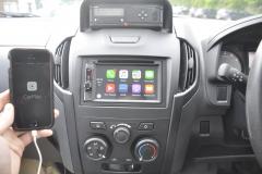 Iauzu D Max 2017 navigation upgrade 006
