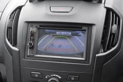 Iauzu D Max 2017 navigation upgrade 007