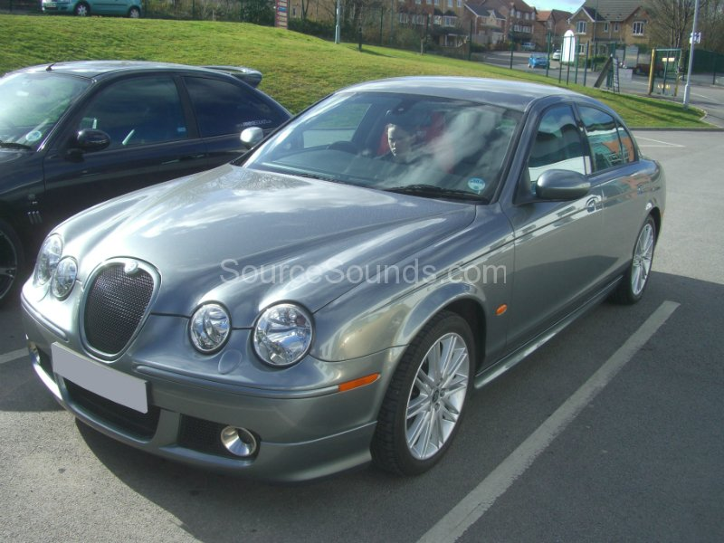 jaguar s type mr dave source sounds. Black Bedroom Furniture Sets. Home Design Ideas