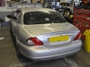 Jaguar X Type 2004 DAB stereo upgrade 002