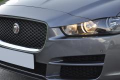 Jaguar XE 2015 front parking sensor upgrade 002