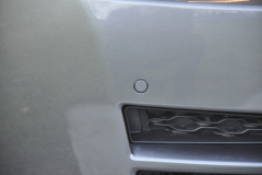 Jaguar XE 2015 front parking sensor upgrade 006