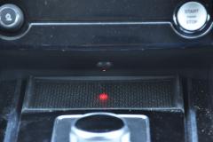 Jaguar XE 2015 front parking sensor upgrade 007