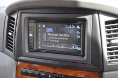 Jeep Cherokee 2006 Navigation upgrade 007