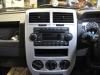 Jeep Compass 2008 DAB stereo upgrade 002