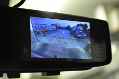 Kia Sorento 2012 reverse camera mirror monitor 004
