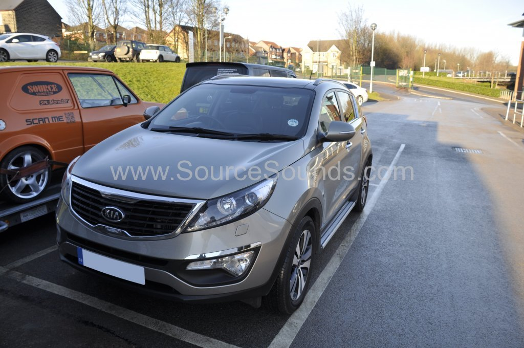 Kia Sportage 2011 crash camera upgrade 001