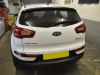 Kia Sportage 2012 rear sensor upgrade 002