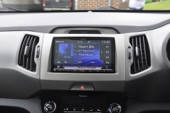 Kia Sportage 2014 DAB screen upgrade 003