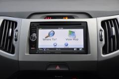 Kia Sportage 2014 navigation upgrade 006