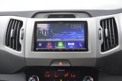 Kia Sportage 2014 reverse camera 002