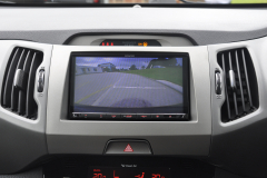 Kia Sportage 2014 reverse camera 005