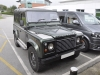Landrover Defender 1998 reverse camera upgrade 001