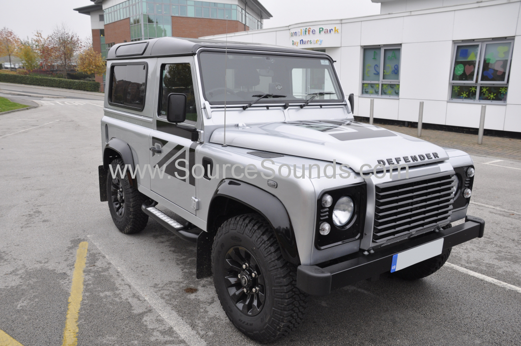 Landrover Defender 2015 camera recorders 001
