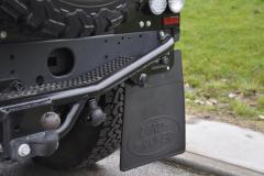 Landrover Defender 2016 parking sensors 008