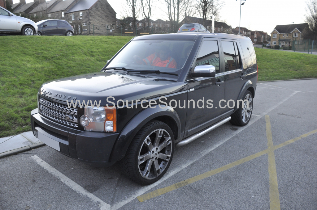 Landrover Discovery 3 2007 navigtion upgrade 001
