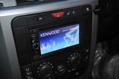 Landrover Discovery 3 2007 reverse camera upgrade 005