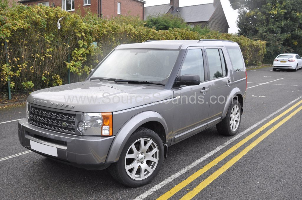 Landrover Discovery 3 2008 bluetooth upgrade 001
