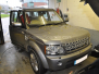 Landrover Discovery 4 2011