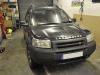 Landrover Freelander 2002 bluetooth upgrade 001