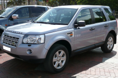 Landrover Freelander 2007 navigation upgrade 001