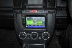Landrover Freelander 2007 navigation upgrade 003