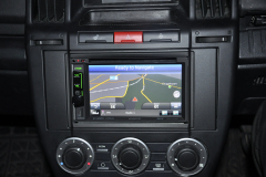 Landrover Freelander 2007 navigation upgrade 005