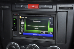 Landrover Freelander 2007 navigation upgrade 007
