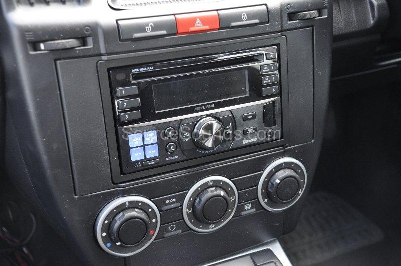 Landrover Freelander 2 2007 Stereo Upgrade Source Sounds