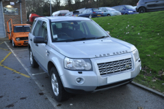 Landrover Freelander 2 2009 DAB upgrade 001