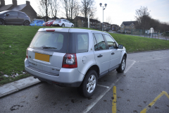 Landrover Freelander 2 2009 DAB upgrade 002