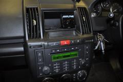 Landrover Freelander 2011 DAB upgrade ezidab 004